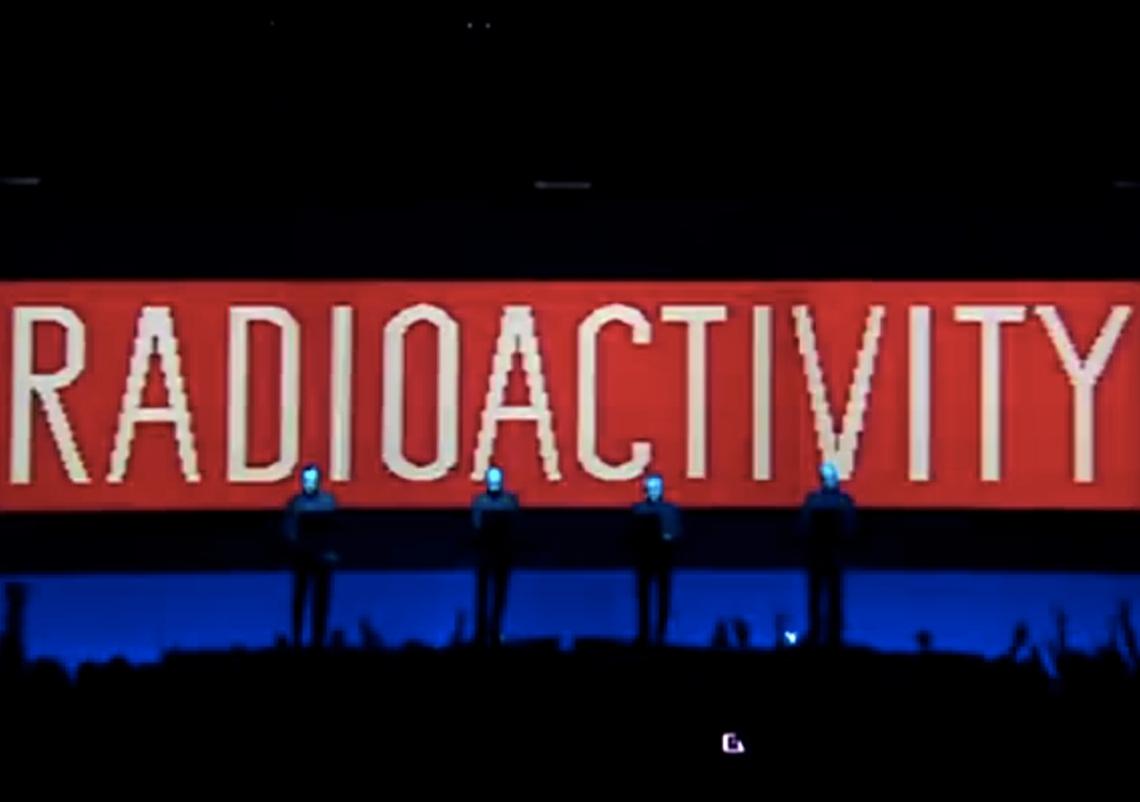 LIVE RADIOACTIVITY