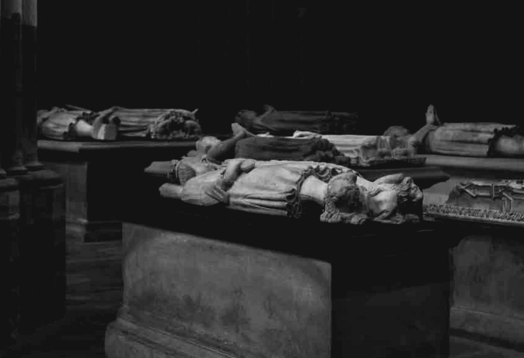 gisants saint denis