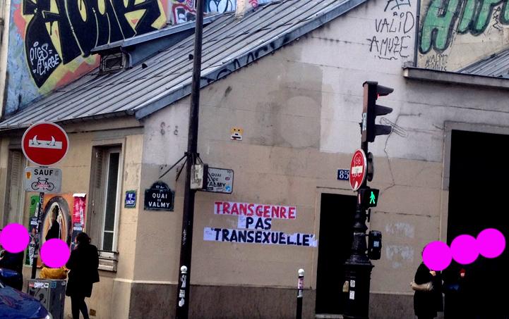 transgenre pas transexuelle