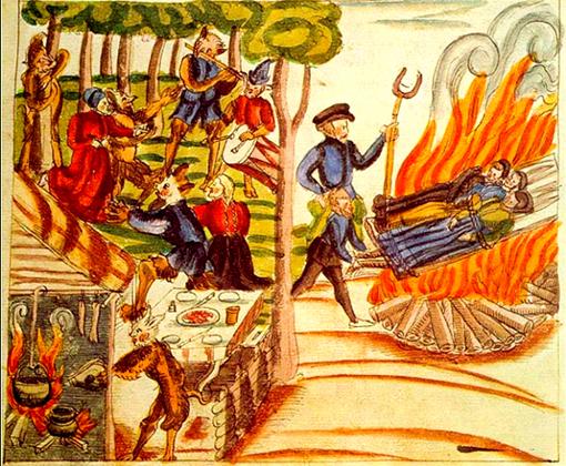 SORCIERES 1544